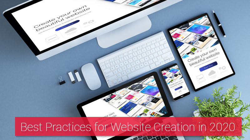 Best Practices for Website Creation in 2020